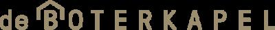 Restaurant De Boterkapel Domburg Logo